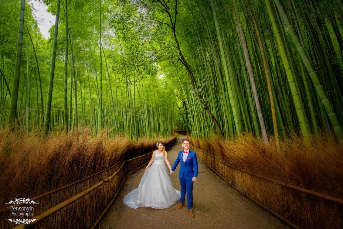 kyoto prewedding