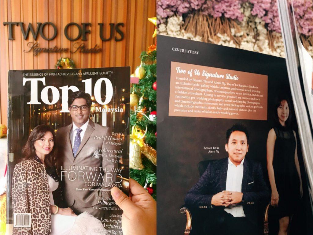 malaysia top 10 bridal house