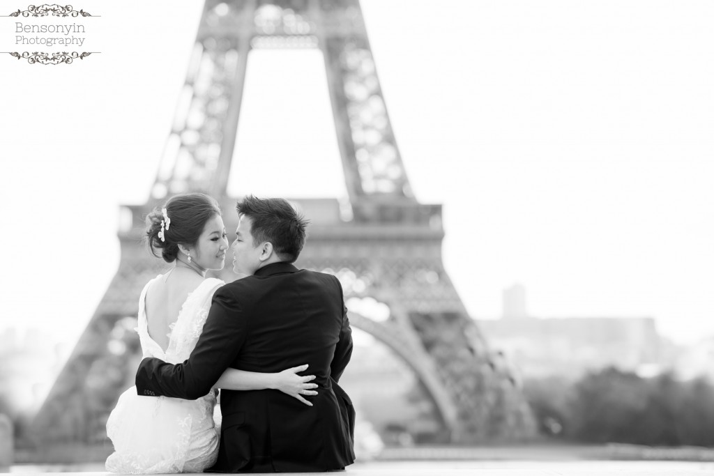 paris pre-wedding