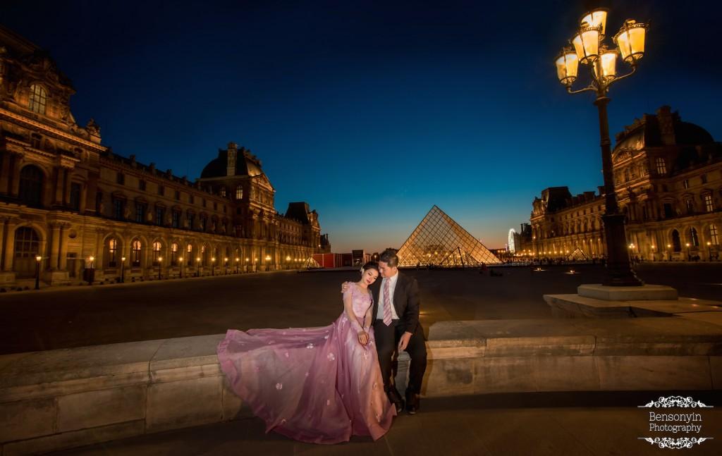 Paris Prewedding