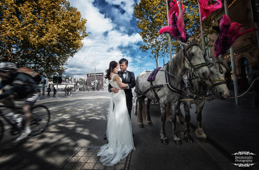 melbourne prewedding