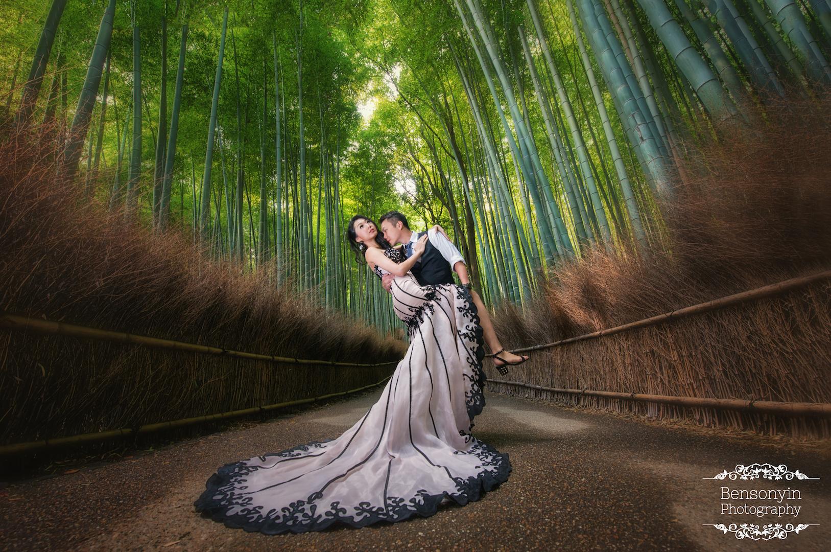 kyoto arashimaya wedding