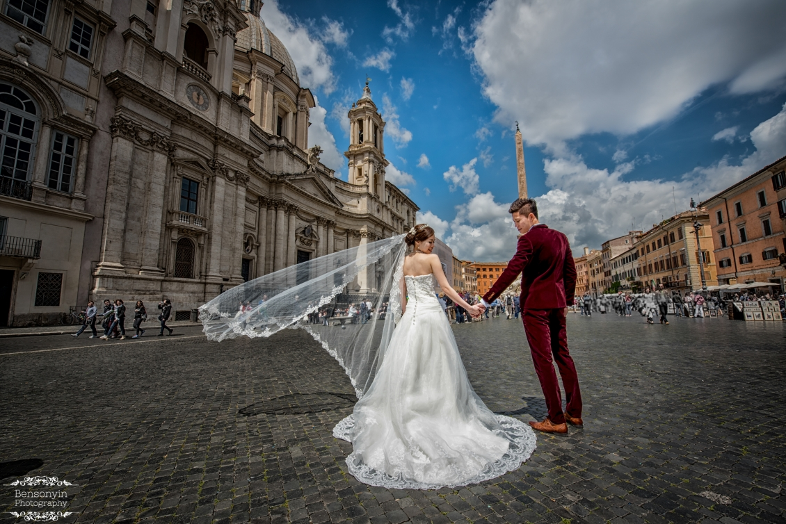 Posted In Blog Destination Pre Wedding Weddingtags By Gallery Photography Europe Photographer Rome Bride