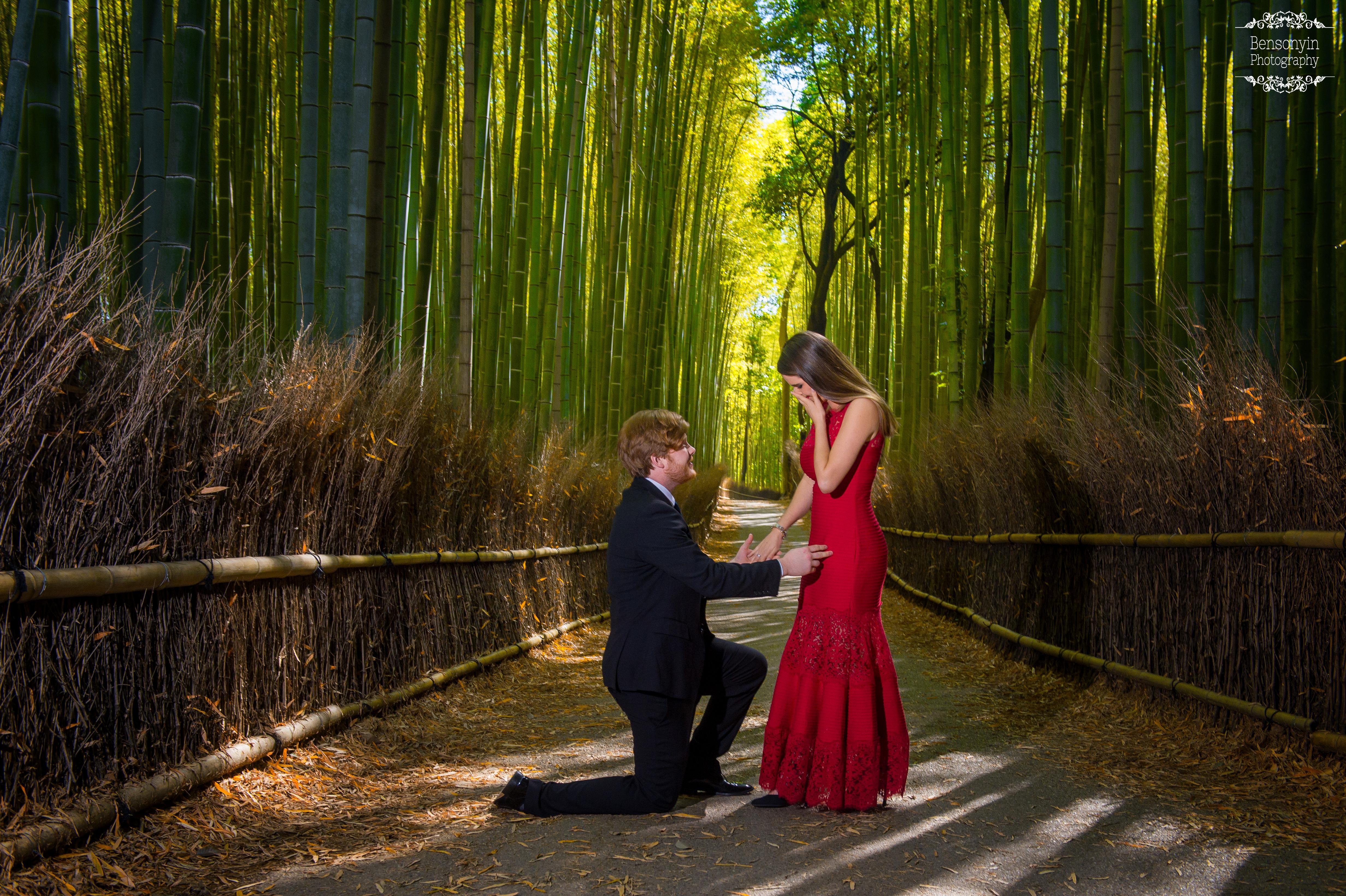 japan kyoto prewedding