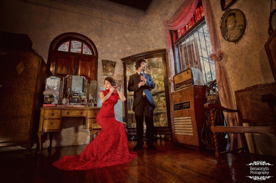 penang pre-wedding