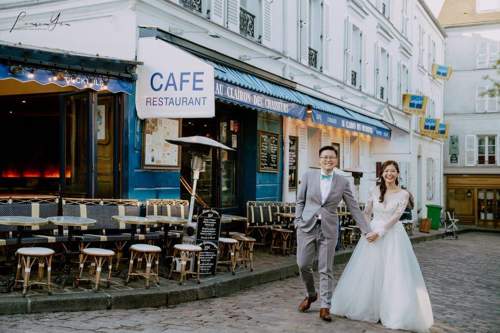 paris prewedding photographer