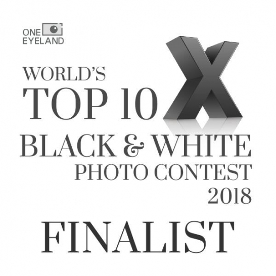 benson yin malaysia wedding photographer World's TOP 10 Black & White Photographers Award