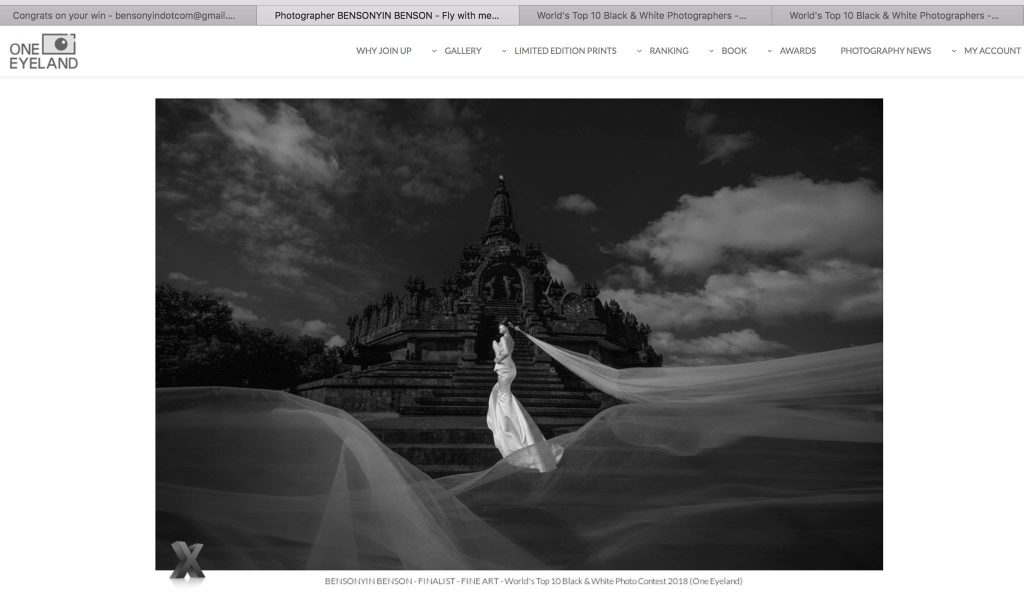 benson yin malaysia wedding photographer World
