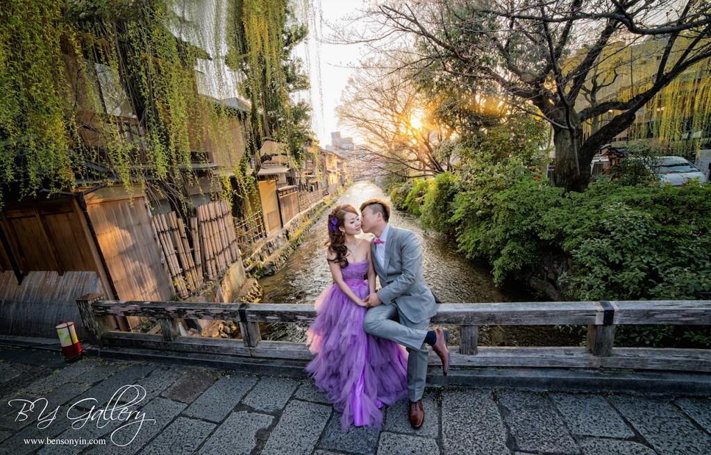 sakura kyoto pre-wedding