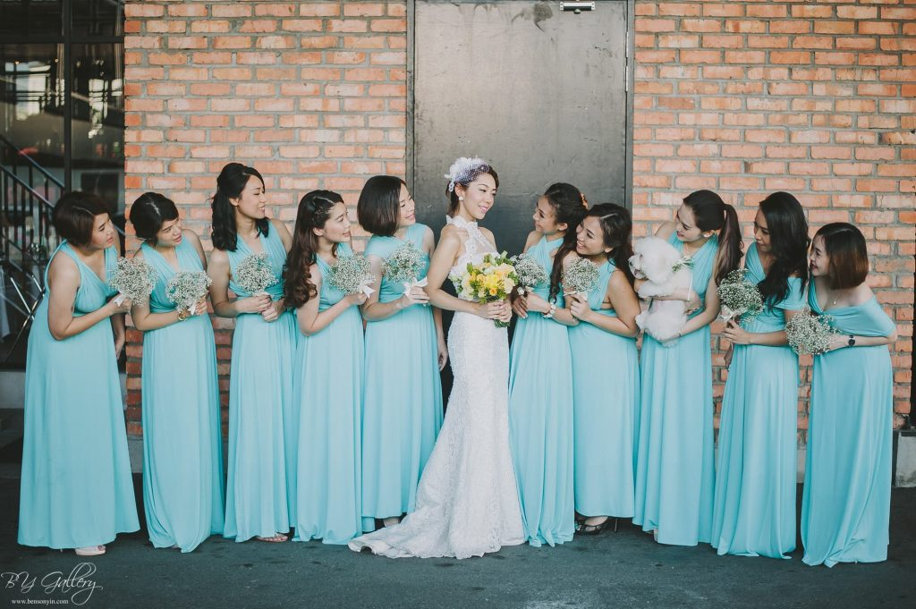 ROM City Harvest Subang Malaysia Wedding Photographer