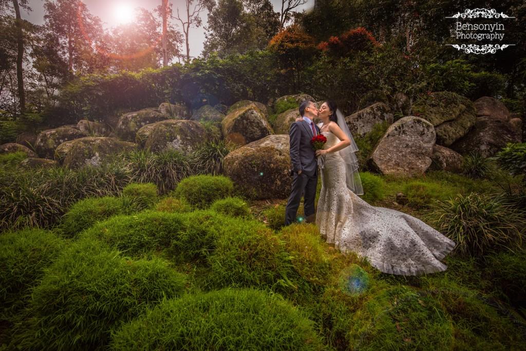 bukit tinggi pre-wedding