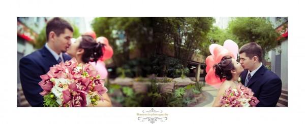 ~Celebrating Daniel & Amy lovely wedding~