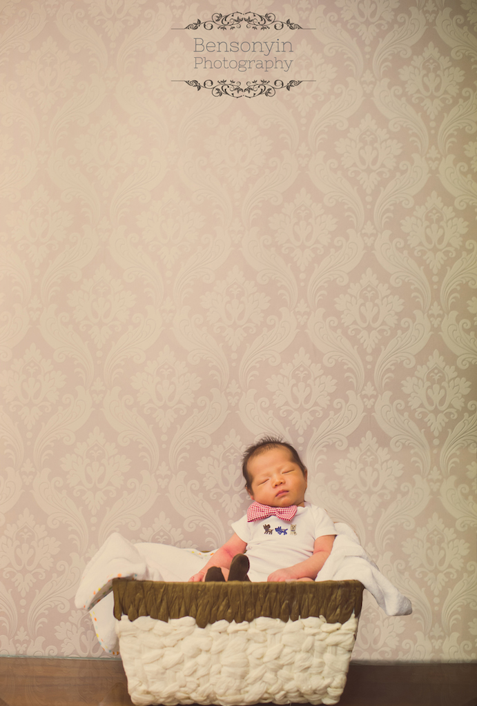 baby newborn portrait photography