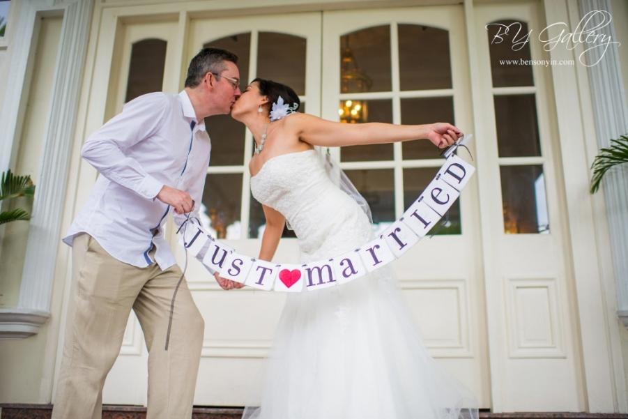 Just Married! -Jonny+Shane