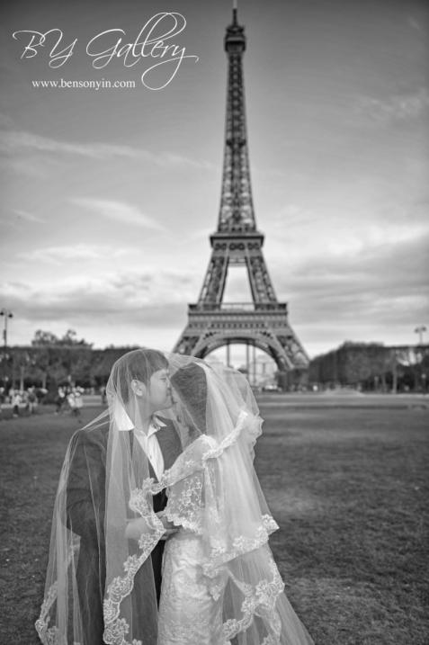 Romance de Armor, Paris
